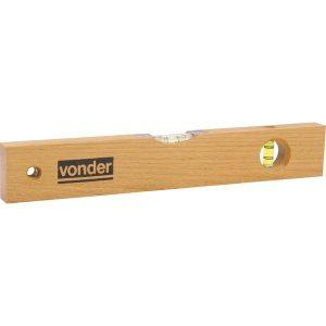 Nível de madeira VONDER.